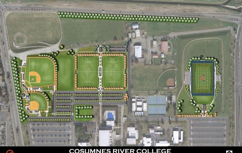 New sports fields expected for fall completion