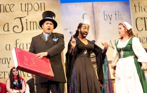 Opera comes to CRC and brings lots of laughs