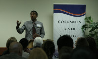 Scholarship Ceremony - Orion Kidd Recites Shakespeare