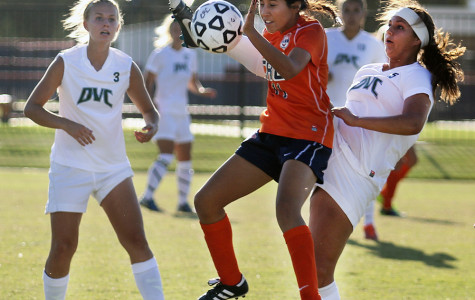 Women's soccer shutout by conference rival at home