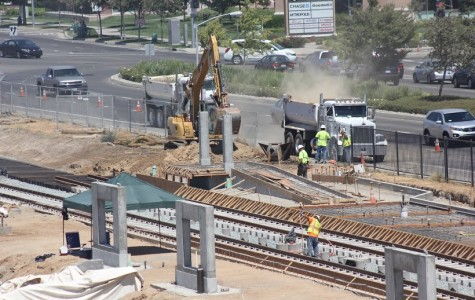 Campus construction making headway, but remains far from over