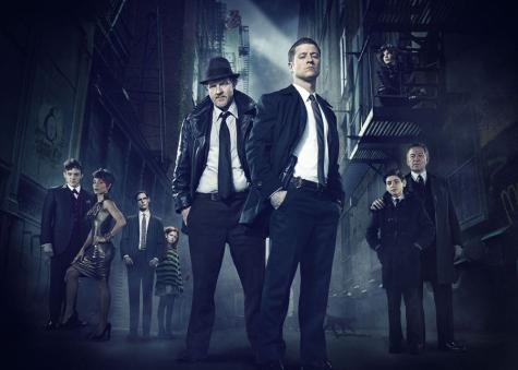 Crime, death and corruption highlight Fox's new take on the world of Batman