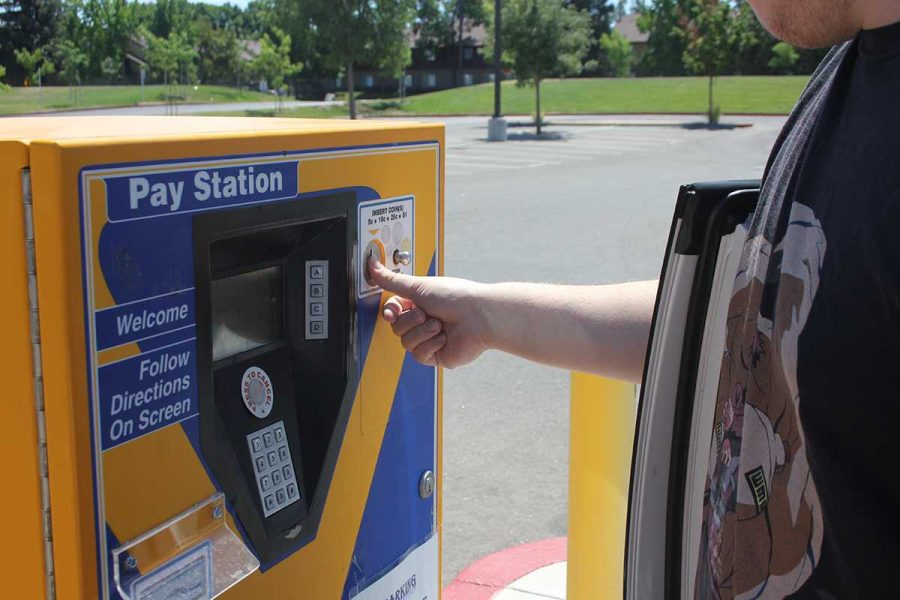 Rise in cost of parking fees benefits campus in big picture