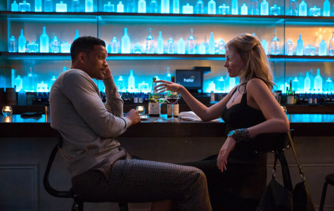 Will Smith shines in 'Focus' but co-star steals the show