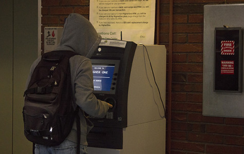 Bank plagued with lawsuits and student unrest due to fees associated with card use