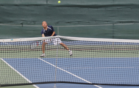 Tennis loses match against Sac City, remain optimistic