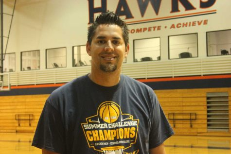 Men's basketball coach announces plan to leave CRC