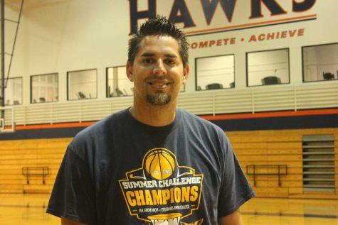 Men's basketball coach announces plan to leave CRC