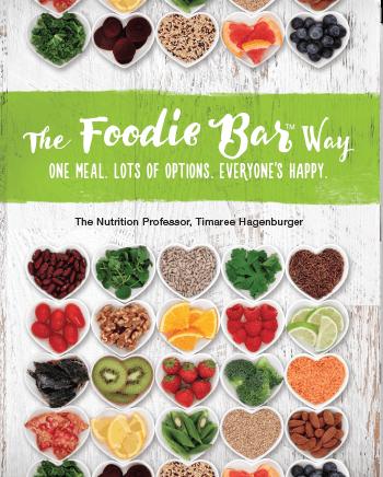 Nutrition professor writes plant-based cookbook