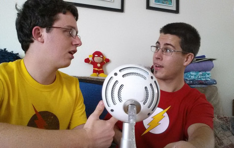 Students 'SpeedForce' podcast serves fans of 'The Flash'