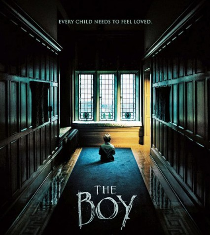 'The Boy' lacks in talent but excels in suspense