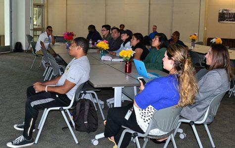 Student voice recognized in LatinX event