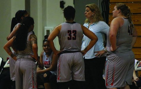 Women's basketball loses close game to West Hills