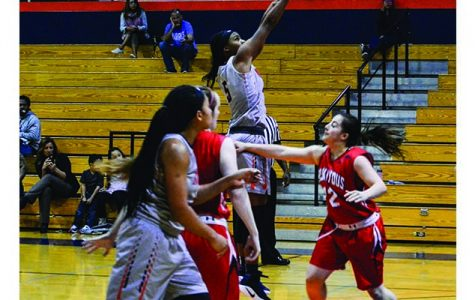 Hawks dropped by Eagles in women's basketball opener