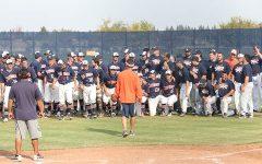 Hawks baseball team is eager to start spring season