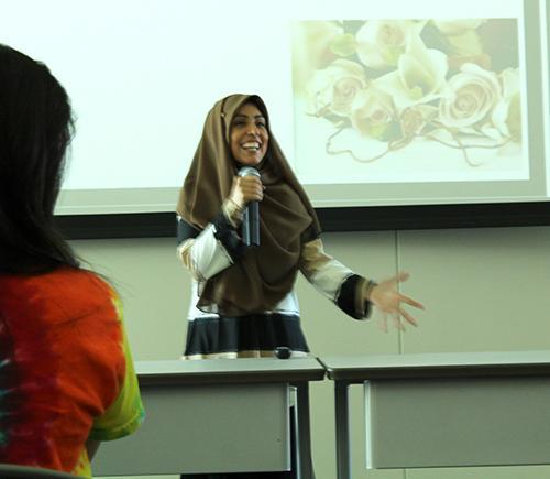 Speaker addresses misconceptions of Islam