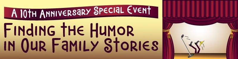 Writer's conference coming to campus, focus on finding humor in Our Life Stories