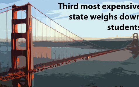 Third most expensive state weighs down students