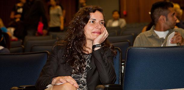 Human rights prosecutor speaks on campus