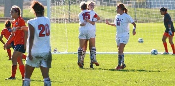 Women's soccer falls to Big 8 rival Santa Rosa 4-0