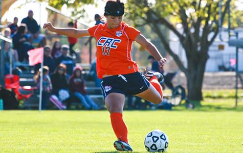 Ulan's goals not enough as Hawks fall to Beavers