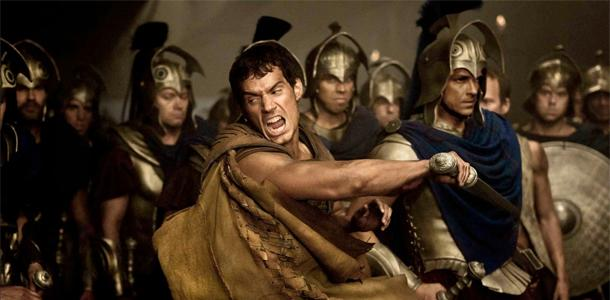 'Immortals' sensational action makes up for poor acting and lackluster plot