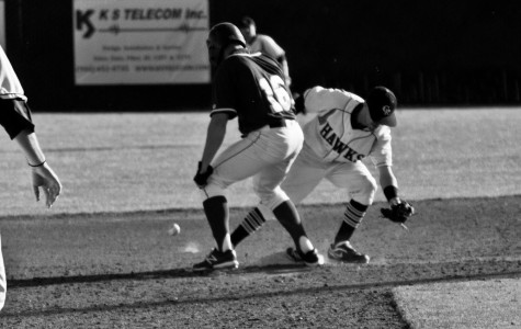 Early mistakes cost the Hawks baseball team against Panthers