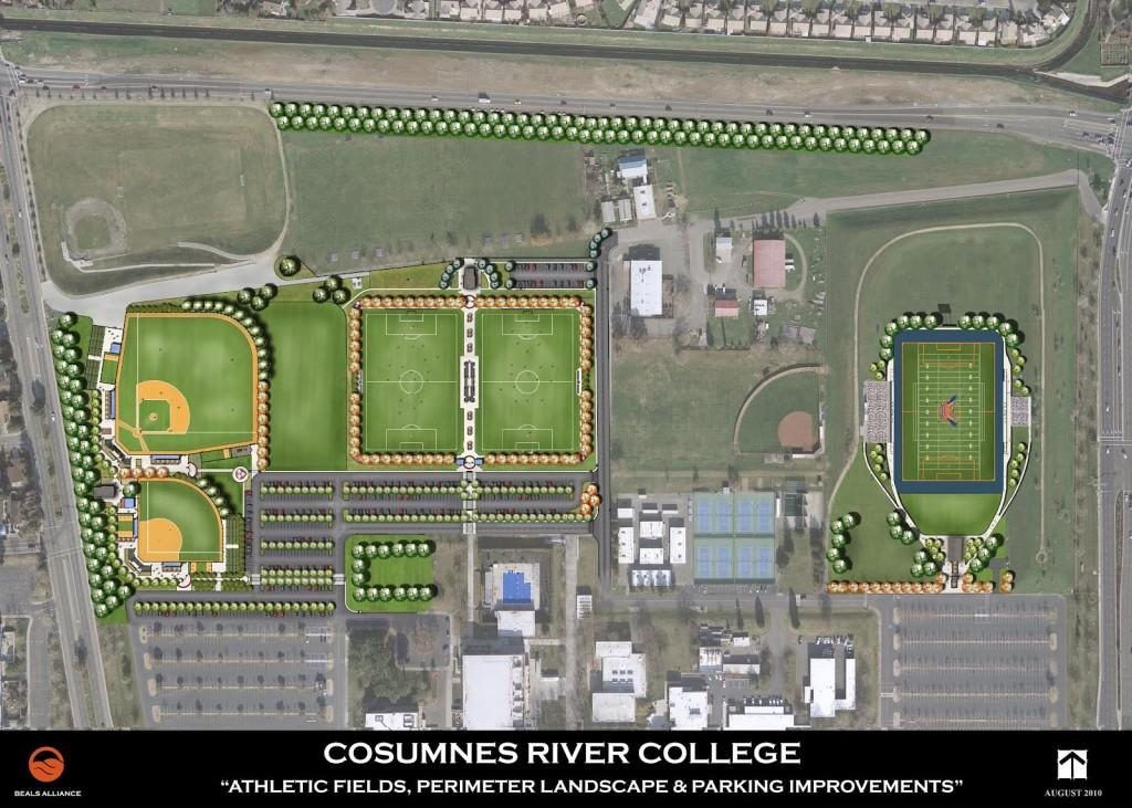 New+sports+fields+expected+for+fall+completion+
