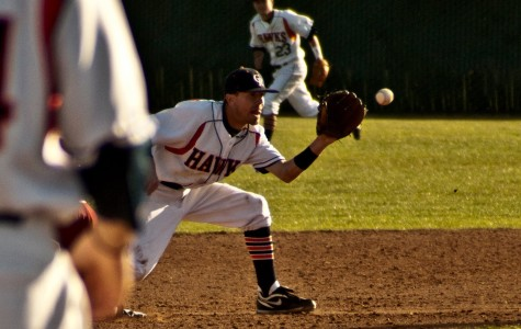Hawks baseball finish at the top and charge into the playoffs