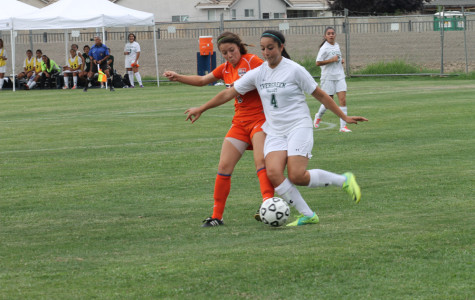 First half mistakes prove costly as women's soccer falls to Evergreen
