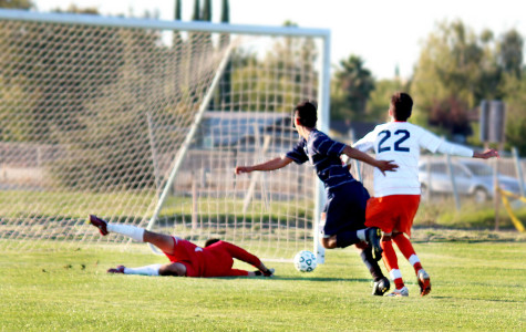 Men's soccer capture elusive victory, defeat College of the Sequoias