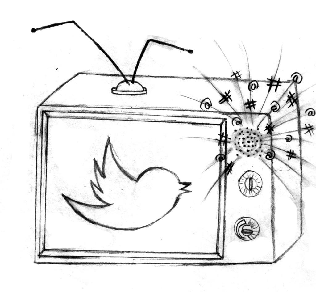 Social media becomes new life line