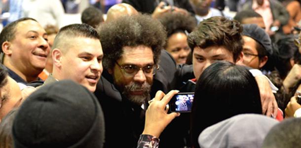 Famed civil rights activist comes to Cosumnes