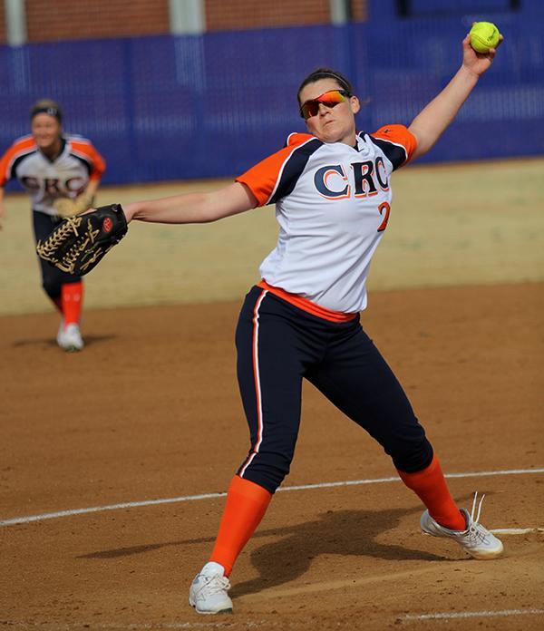 Allison Barsetti, sophomore pitcher
