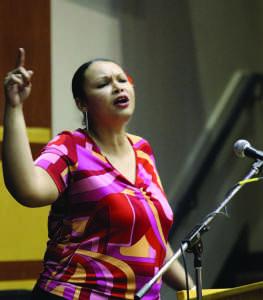 'Poetic Voices' marks celebration of black history