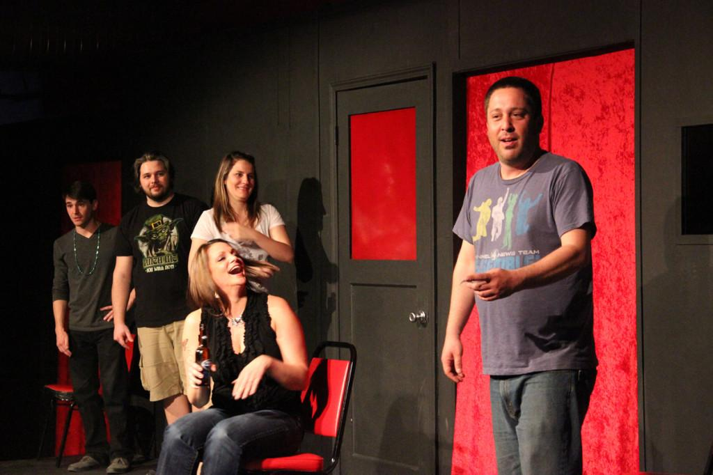 Local comedy marathon reaches out to students