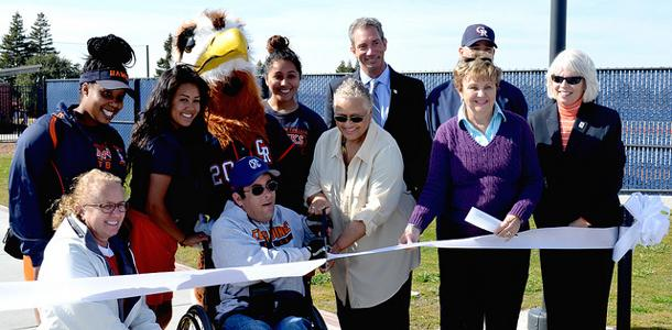 Official dedication of athletic facilities marks new era for campus sports