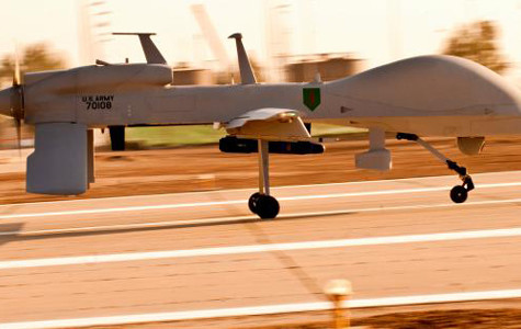 Drones give preview of troubling future for warfare
