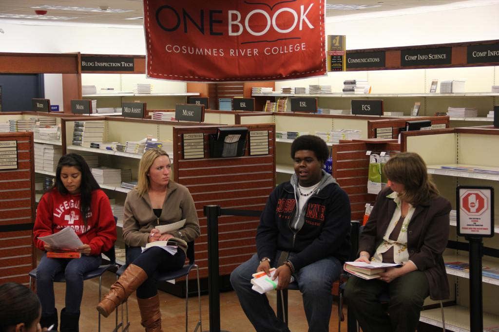 Ethics+is+the+focus+for+student+panel+at+One+Book+event