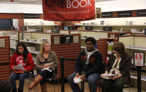 Ethics is the focus for student panel at One Book event