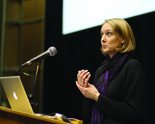 Cosumnes River College hosts keynote speaker in honor of womens history month