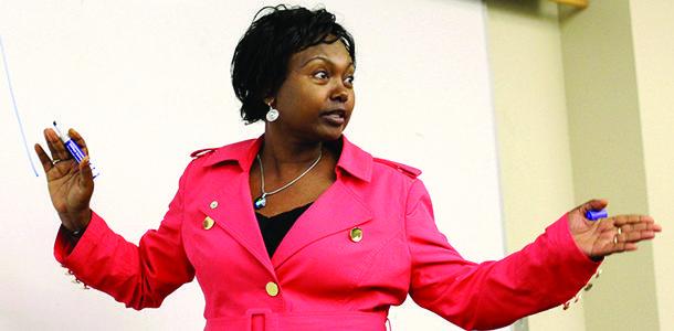 History professor appointed as Ambassador of Rwanda