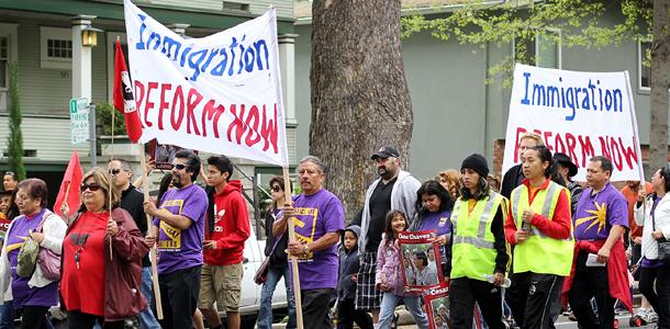 Annual march hopes to raise awareness on immigration issues