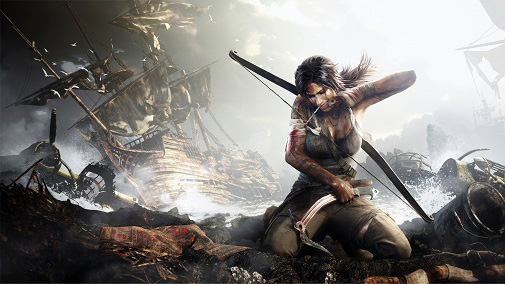 Survival is the name of the game for new 'Tomb Raider'