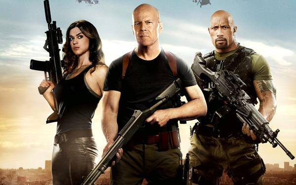 Knowing that 'G.I Joe: Retaliation' isn't very good certainly is half the battle