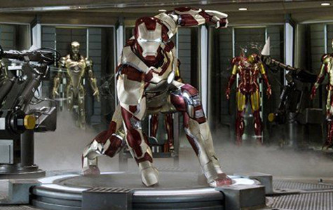 Iron Man blasts into theaters with a lot of hype