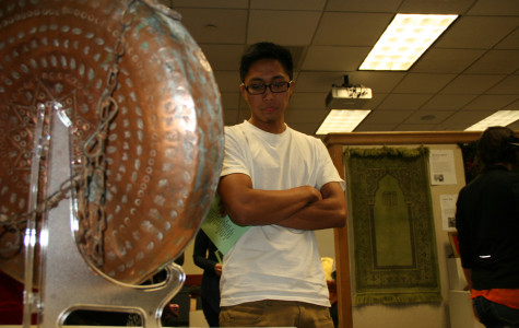 Henna, metalworks and prayer rugs spotlight Islamic Art at campus exhibit