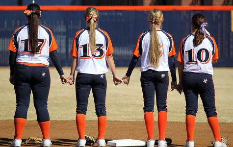 Softball team remains positive despite missing playoffs