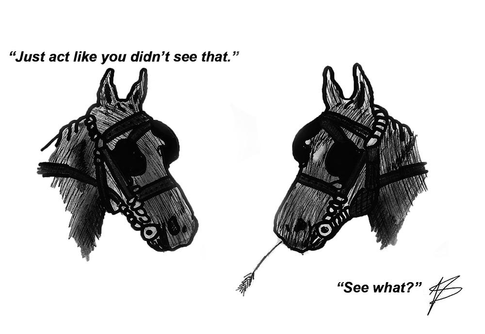 Blind Horses What cartoon online