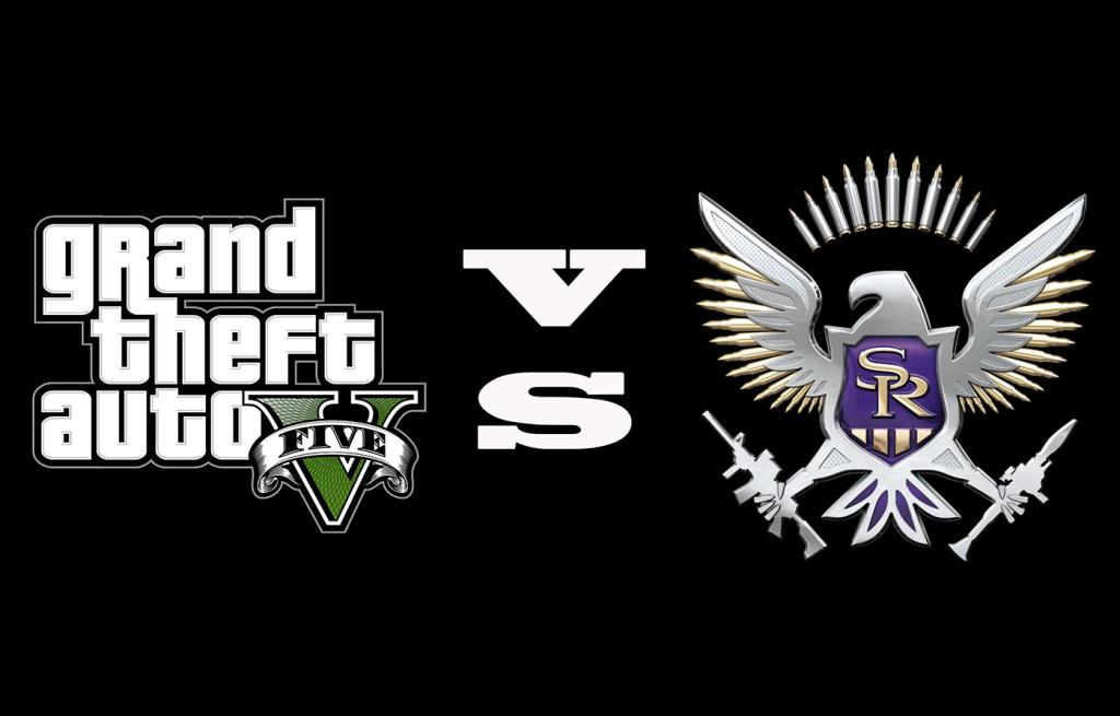 'Grand Theft Auto 5' takes on 'Saints Row 4' in a head to head showdown
